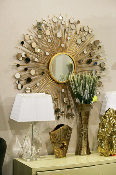 Зеркало декоративное оригинальное 19-OA-5702 купить в интернет магазине lamamia.ru с бесплатной доставкой по Москве