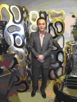 Ричард Чан - президент фирмы Артмакс (Artmax) - производство дизайнерской мебели и предметов декора, продажа через интернет магазин lamamia.ru