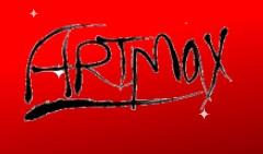 Логотип фирмы Артмакс (Artmax) - производство дизайнерской мебели и предметов декора, продажа через интернет магазин lamamia.ru
