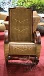 Кресло-качалка из каламуса в интернет-магазине Ламамиа