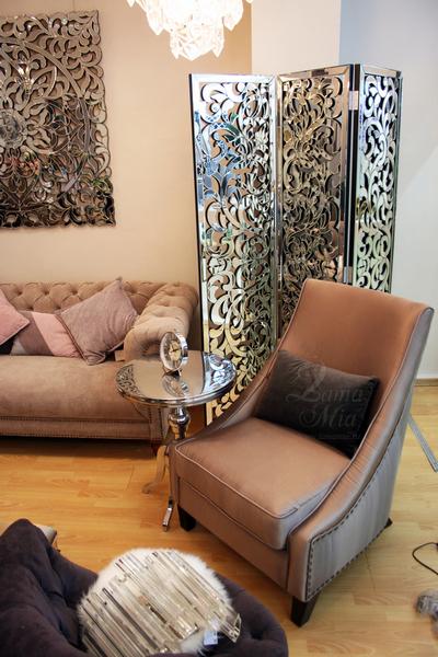 Ширма зеркальная декоративная KF7C1170 купить в интернет магазине lamamia.ru