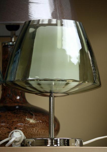 Лампа стеклянная зелёная P3060/Natura купить с бесплатной доставкой в интернет магазине lamamia.ru