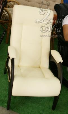 Кресло для отдыха 013.0041 Маэстро с обивкой из экокожи купить в интернет магазине lamamia.ru