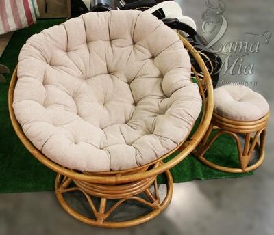 Кресло для отдыха 004.004 Pretoria с подушкой купить в интернет магазине lamamia.ru