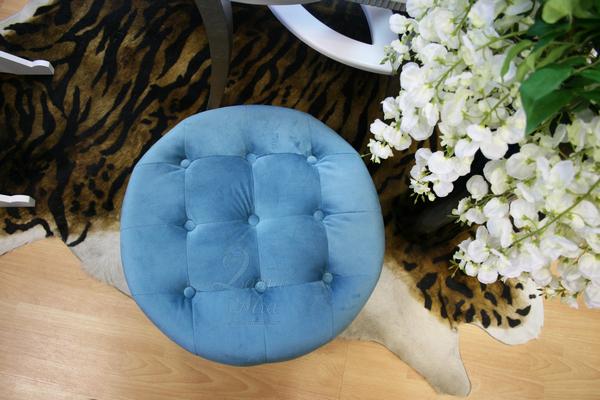 Банкетка для прихожей голубая HD0003370KD-BP купить в интернет магазине lamamia.ru