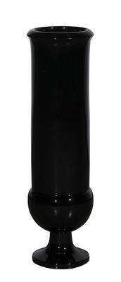 Керамическая ваза Чезаре в чёрном цвете 19990 руб. или 12600 руб.
