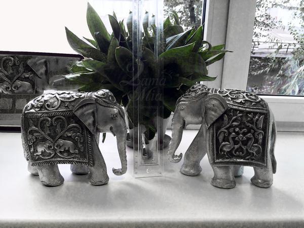 """Скульптура из металла """"Слон"""" купить в интернет магазине lamamia.ru с бесплатной доставкой по Москве"""
