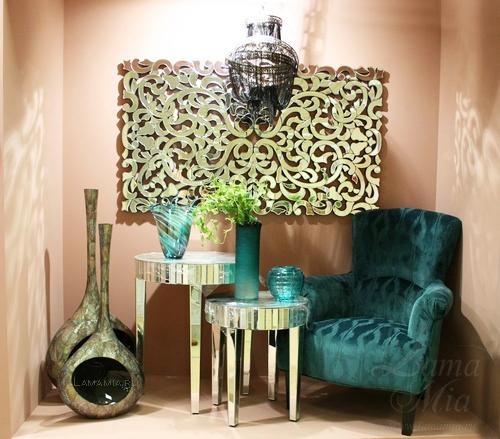 Кресло бирюзовое бархатное ZW-458 купить в интернет магазине lamamia.ru с бесплатной доставкой по Москве