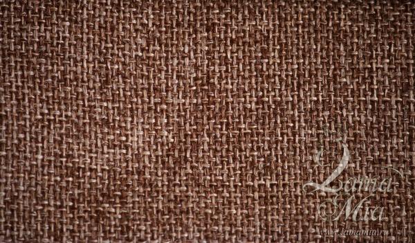 Образец тканевой обивки светло-коричневая грубая кресла для отдыха Маэстро и кресел-качалок Маэстро (модели 9-Д, 9-К, 41, 013.0042, 013.0041, 013.009)