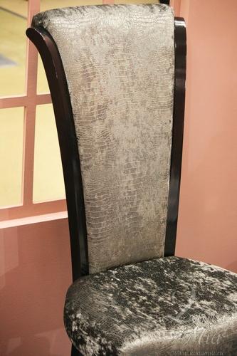 Коричневый стул AJ101-LE4. Купить стул в интернет магазине Lamamia.ru из новой коллекции польских дизайнерских стульев можно будет  в марте 2015 года
