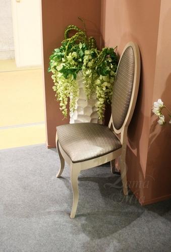 Кремовый стул AJ103-V14-546. Купить стул в интернет магазине Lamamia.ru из новой коллекции польских дизайнерских стульев можно будет  в марте 2015 года