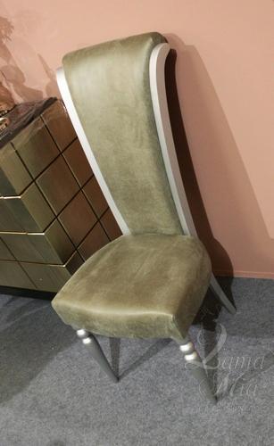 Серый стул AJ101-ST20. Купить стул в интернет магазине Lamamia.ru из новой коллекции польских дизайнерских стульев можно будет  в марте 2015 года