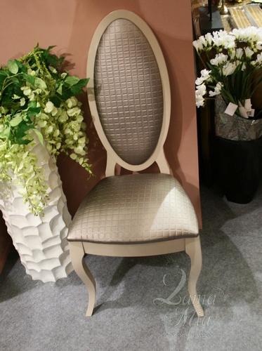 Бежевый стул AJ103-V14-546. Купить стул в интернет магазине Lamamia.ru из новой коллекции польских дизайнерских стульев можно будет  в марте 2015 года