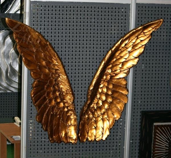 Панно Золотые крылья купить в интернет магазине lamamia ru +7(495)143-00-40 с бесплатной доставкой по Москве