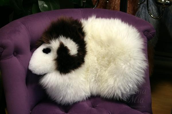 Подушка из овчины Барашек купить в интернет-магазине Lamamia ru по телефону +7(4 95)795-13-72