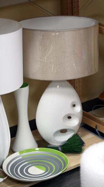 571-318STC лампа настольная из португальской керамики купить в интернет магазине lamamia.ru