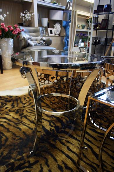 Кофейный столик 13RXT6042-SILVER купить интернет магазине lamamia.ru, телефон +7(495)795-13-72